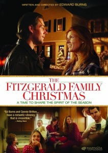"""The Fitzgerald Family Christmas"" poster"