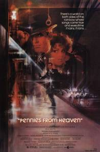 """Pennies from Heaven"" poster"